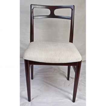 Rosewood Dining Chair, one of 8 - FS20193