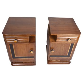 Side Tables, Art Deco (2) - FT201923