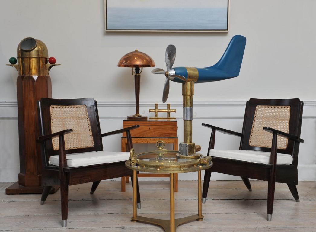 british colonial furniture flotsam